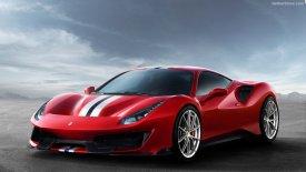 Ferrari 488 Pista με τον ισχυρότερο V8 στην ιστορία (vid)