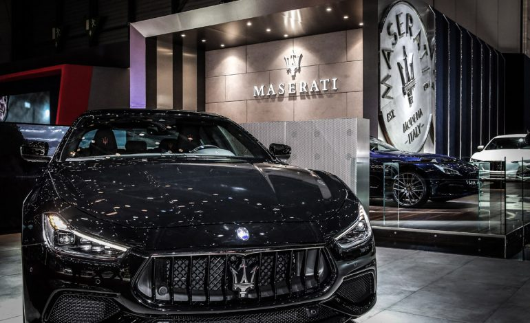 Η Maserati στην 88η έκθεση της Γενεύης