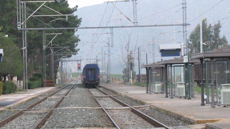 Κλειστή η σιδηροδρομική διάβαση στον Άγιο Στέφανο