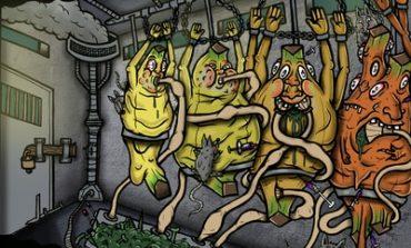 Στην Κηφισιά, για τη ζωγραφική του Alex Chien!