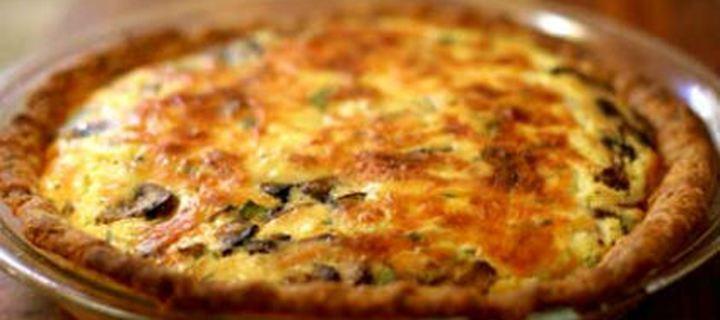 Πώς να φτιάξετε μανιταρόπιτα