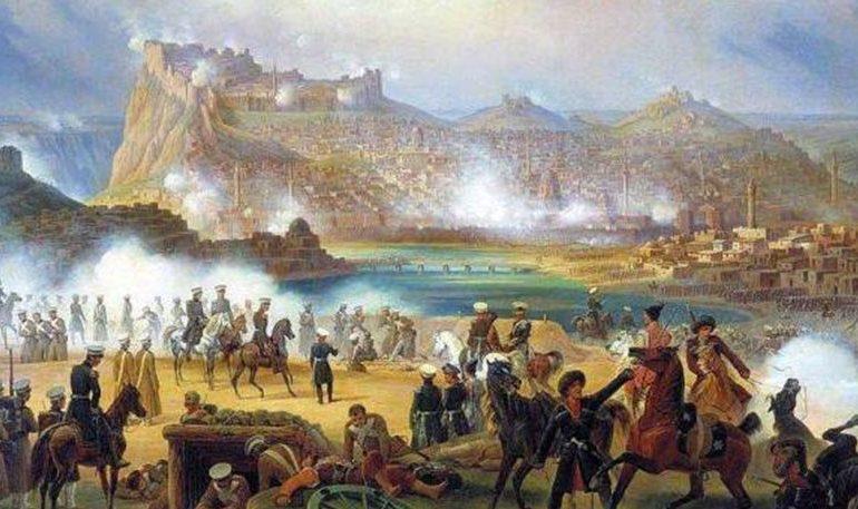 Τα Ορλοφικά: Η ελληνική επανάσταση του 1770