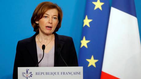 «Σημαντικό πλήγμα στο χημικό οπλοστάσιο του Άσαντ» λέει η Γαλλίδα υπουργός Άμυνας