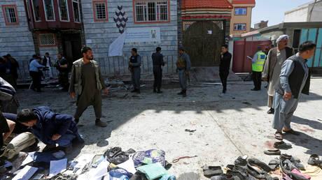 Αφγανιστάν: Επίθεση αυτοκτονίας σε κέντρο καταγραφής ψηφοφόρων