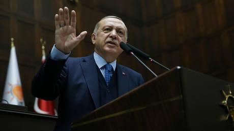 Ερντογάν: Θα κάνουμε πολιτική…όπως μας συμφέρει