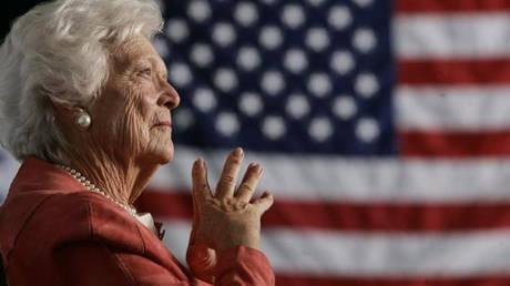 ΗΠΑ: Πέθανε σε ηλικία 92 ετών η Μπάρμπαρα Μπους