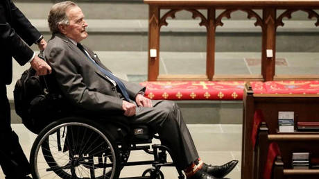 ΗΠΑ: Στο νοσοκομείο ο Τζορτζ Μπους ο πρεσβύτερος