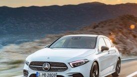 Η νέα Mercedes A-class σε 240'' (vid)