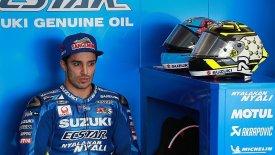 Ιανόνε: «Έχω πολλές προτάσεις, εκτός της Suzuki»