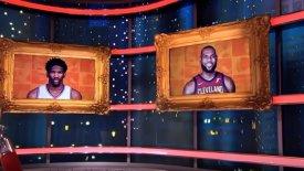 ΛεΜπρόν και Εμπίντ υποψήφιοι MVP για Shaqtin' A Fool! (vid)