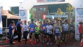 Με μεγάλη επιτυχία και ρεκόρ πραγματοποιήθηκε ο 9οςΠοσειδώνιος Ημιμαραθώνιος