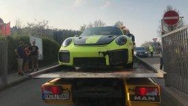 Μια Porsche 700 ίππων με διάρκεια ζωής… τριών ημερών! (pics)