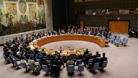 Νέο σχέδιο απόφασης για τη Συρία