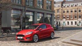Νέο Ford Fiesta Van