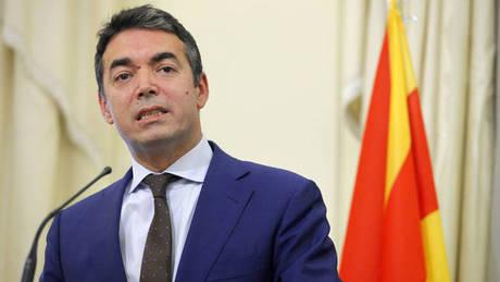 Ντιμιτρόφ: Αν ήταν μόνο το όνομα θα είχε λυθεί το πρόβλημα με την Ελλάδα