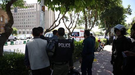 Στο εδώλιο φερόμενοι ως τζιχαντιστές στην Τεχεράνη