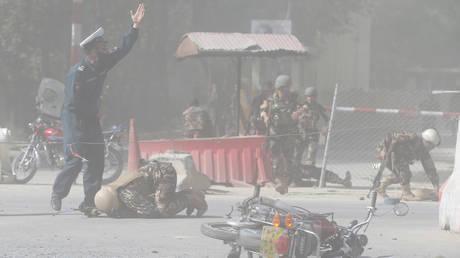 Οι δημοσιογράφοι στόχος της δεύτερης έκρηξης στην Καμπούλ