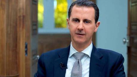 Ο Άσαντ καταδικάζει την «κλιμάκωση των επιθέσεων» εναντίον της Συρίας
