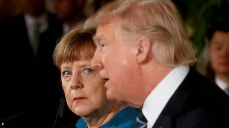 Ο εμπορικός πόλεμος στην ατζέντα Μέρκελ – Τραμπ