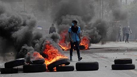 Πεδίο μάχης οι δρόμοι στη Νικαράγουα-Τρεις νεκροί (pics)