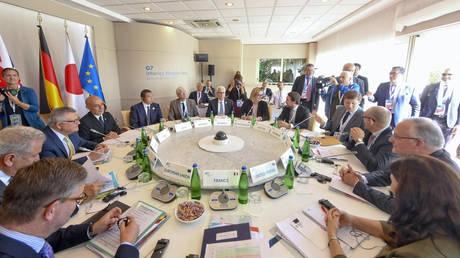 Ρωσία, Βόρεια Κορέα και Ιράν στο «μενού« της συνόδου των ΥΠΕΞ της G7