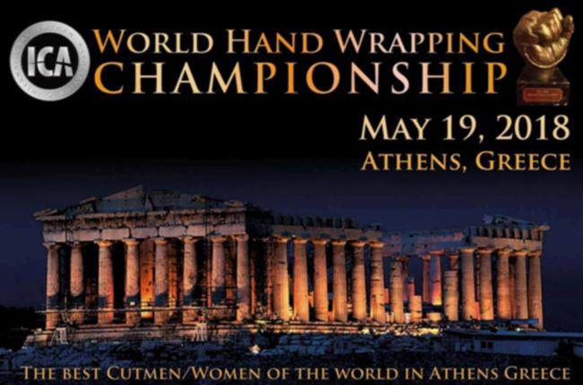 """Στην Αθήνα οι καλύτεροι Cutmen του κόσμου, στην Ελλάδα ο Jacob """"Stitch"""" Duran"""