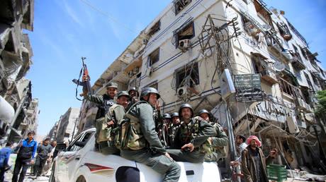 Συρία: Αποχωρούν οι αντάρτες από θύλακα βορειανατολικά της Δαμασκού