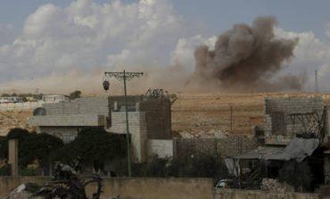 Συρία: Νεκροί και τραυματίες από βομβαρδισμούς σε στρατιωτικό αεροδρόμιο