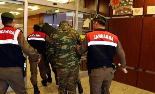 Τη Θεία Κοινωνία έλαβαν οι δύο Έλληνες στρατιωτικοί