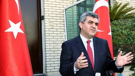 Τούρκος πρέσβης στην ΕΕ: Η ένταση στο Αιγαίο κλιμακώνεται από την Ελλάδα