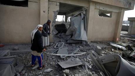 Τραγωδία σε γάμο στην Υεμένη: 20 νεκροί από αεροπορική επίθεση
