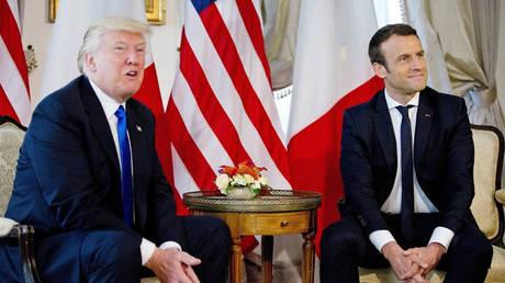 Τραμπ: Η ΕΕ θέτει «απαράδεκτους» εμπορικούς φραγμούς