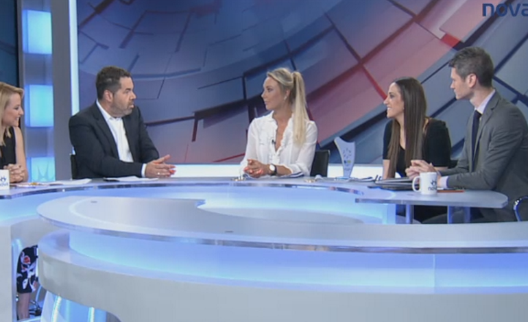 Χριστοδούλου και Χίπε στην «Ώρα των Πρωταθλητών» (video)