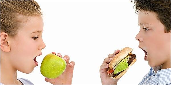 Ποιο είναι το μυστικό για τη σωστή διατροφή των παιδιών;