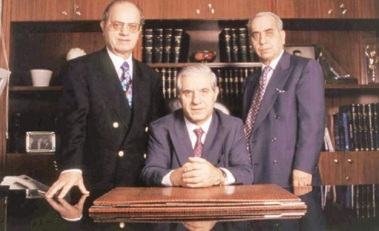 Πέθανε σε ηλικία 85 ετών ο Κώστας Γιαννακόπουλος