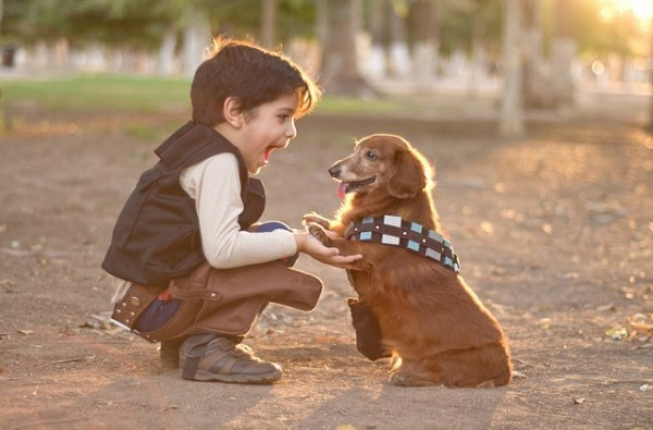 Παιδί και σκύλος: πώς να φτιάξεις την τέλεια σχέση μεταξύ τους