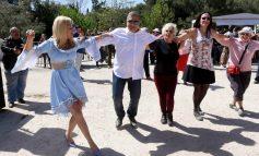 Έσυρε τον χορό στο Μαρούσι η Μ. Πατούλη