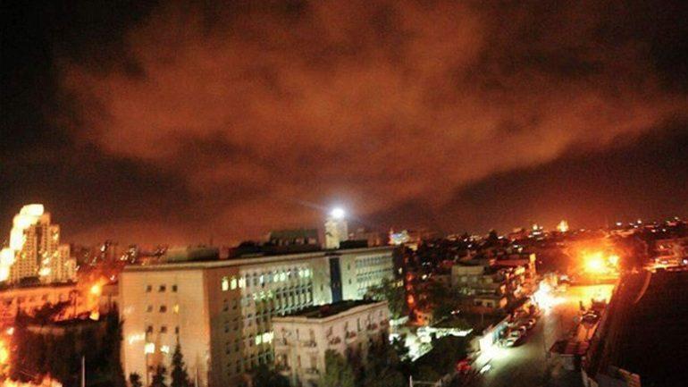 Αμερικανικοί πύραυλοι χτύπησαν τη Συρία
