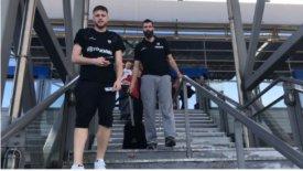 Αναχώρησε για την Αθήνα ο ΠΑΟΚ, μαζί και ο Τσόχλας