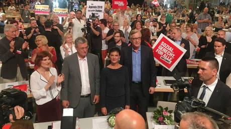 Δημοσκόπηση: Πρώτη δύναμη στο Βερολίνο αναδεικνύεται η Αριστερά
