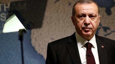 Ερντογάν: Απειλή για την ανατολική Μεσόγειο οι μονομερείς ενέργειες της Κύπρου