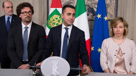 Ιταλία: Τις επόμενες ημέρες ανακοινώνεται το όνομα του πρωθυπουργού