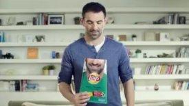 Μετά τον Μέσι, ο Καραγκούνης σε διαφήμιση για πατατάκια!( vid)