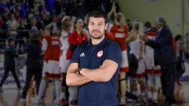 Παντελάκης: Nέος προπονητής του Ολυμπιακού!