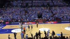 Το... αδιαχώρητο στα playoffs Ολλανδίας! (vid)