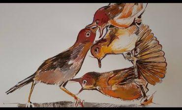 Estudio Gallery Κηφισιά. Εγκαίνια 18/05 της έκθεσης του Γιάννη Δημητράκη  ΑΔΕΣΠΟΤΑ