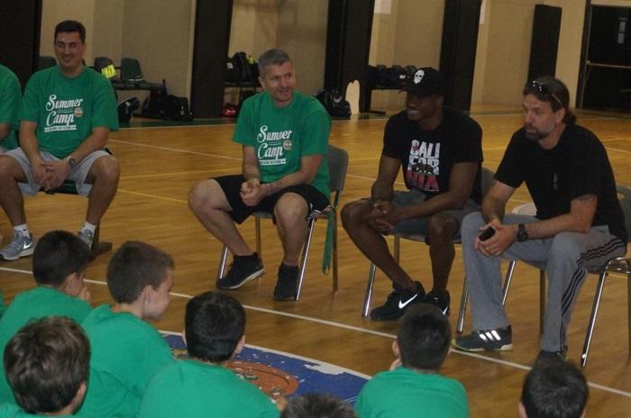 «Τζάμπολ» στο Summer Camp της PAO BC Academy (pic & Vid)