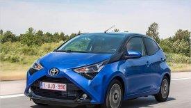 Ανανεωμένο Toyota Aygo: Σημειώσατε Χ