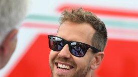 Αστυνομικός πέρασε τον Φέτελ για τουρίστα της Formula 1