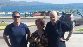 Βελτζ: «Ήταν επιθυμία ζωής να γυρίσω στην Ελλάδα»